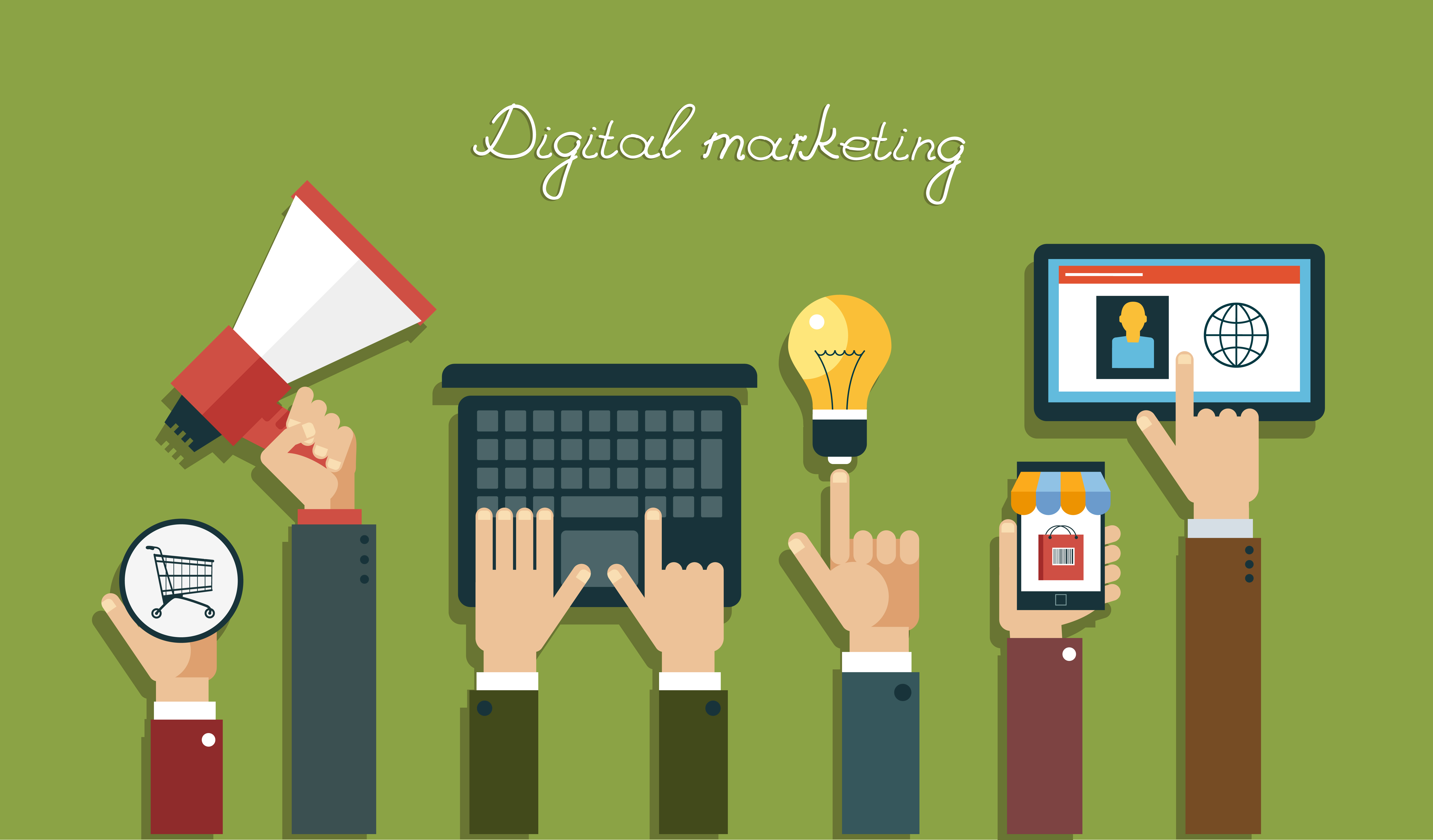 3 Point Should Be Attention In Digital Marketing