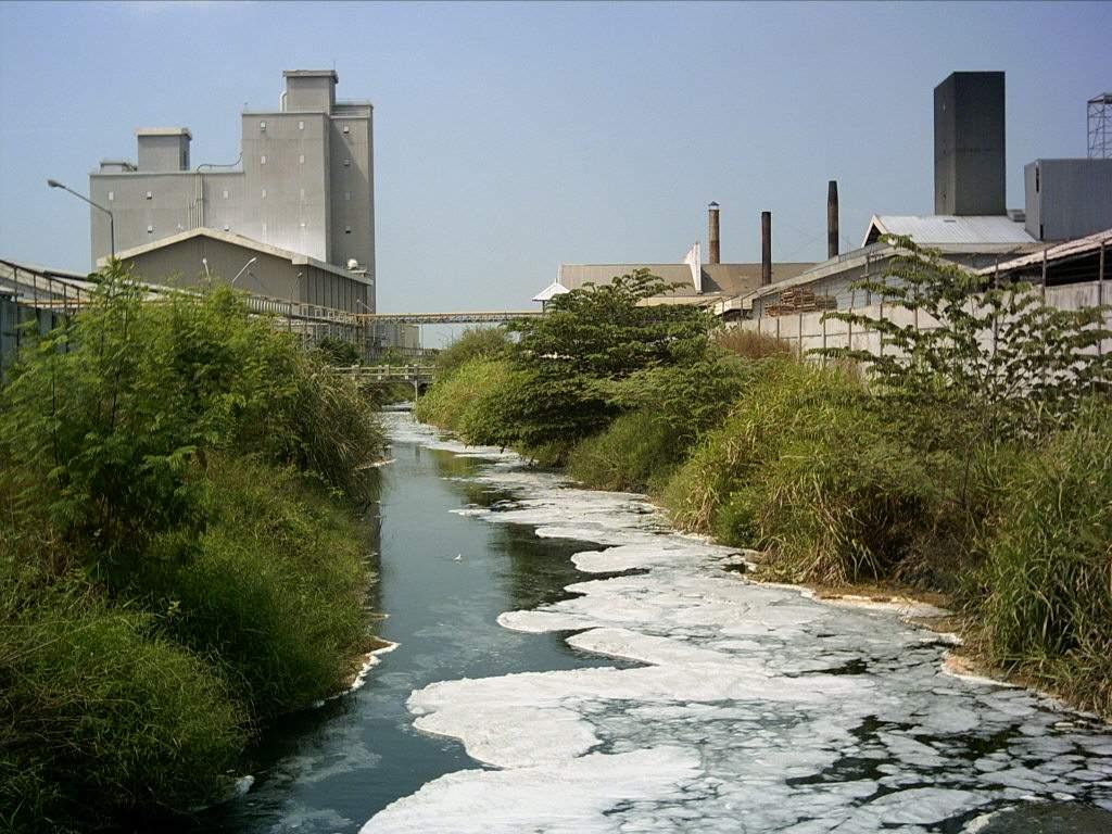 Keberadaan Air Tanah dalam Kependudukan Perkembangan Kawasan Industri