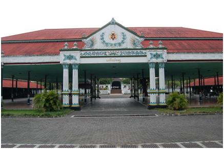 Kawasan Keraton Yogyakarta